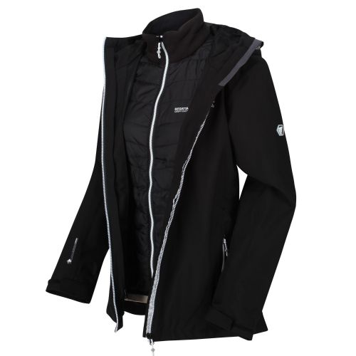 Women's Wentwood IV 3 In 1 Jacket Black